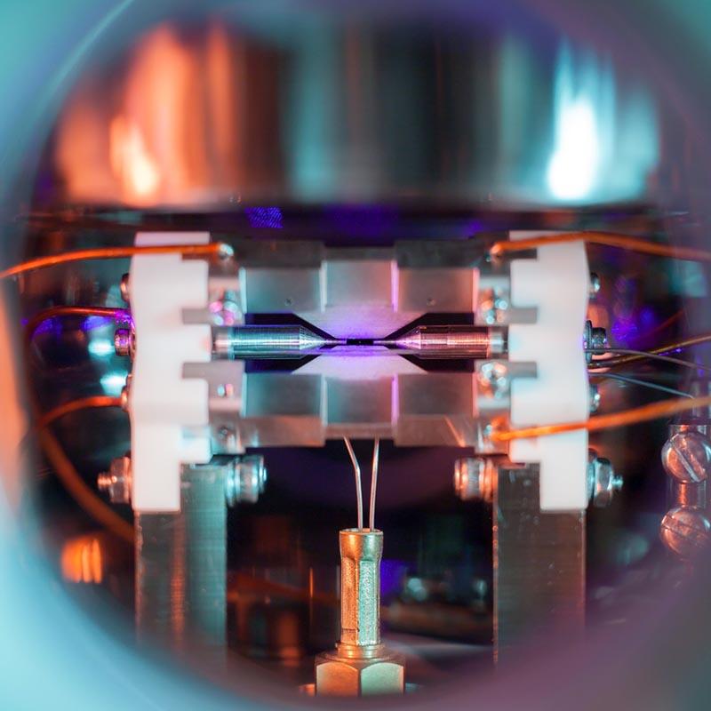 foto do átomo
