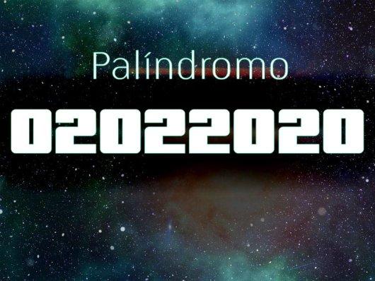 02-02-2020 é um palíndromo