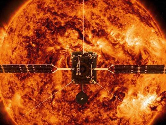 NASA lança sonda para capturar imagens dos pólos do Sol
