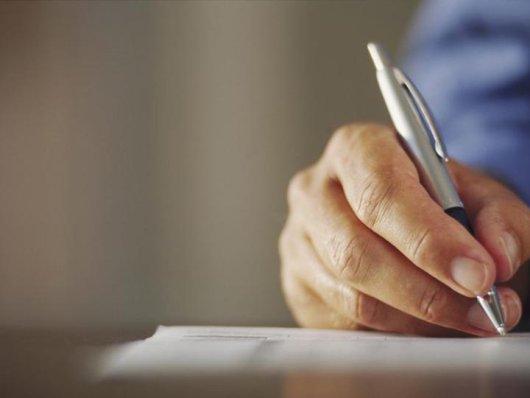 Não abrevie 2020 quando assinar documentos legais