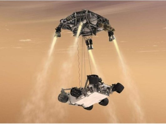 Três sondas espaciais chegarão a Marte este mês